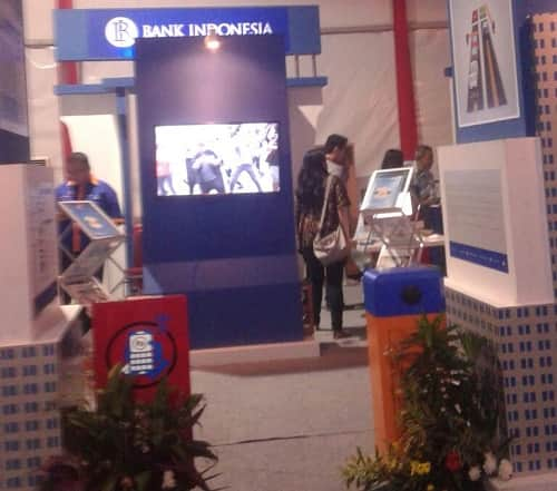 sistem antri bank indonesia